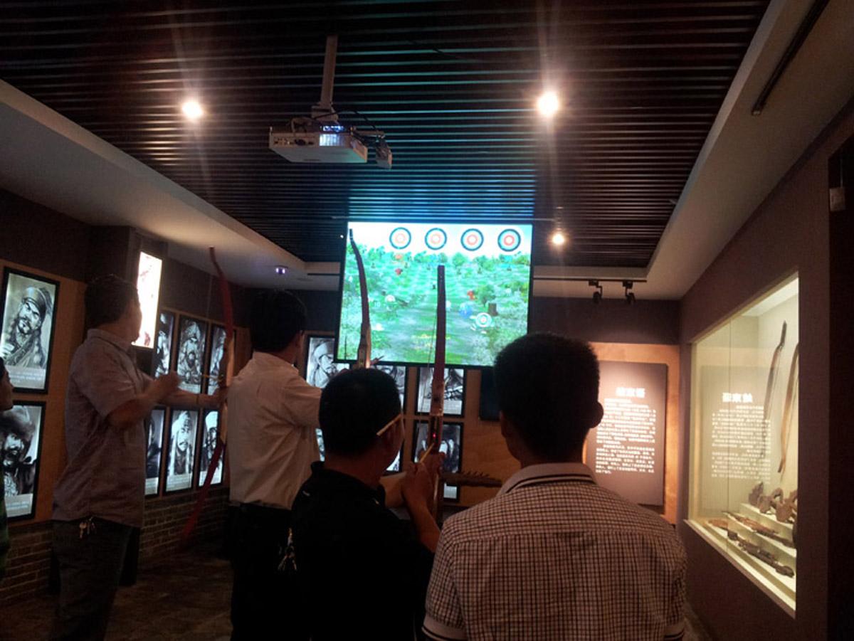 北京模拟安全室内射箭馆