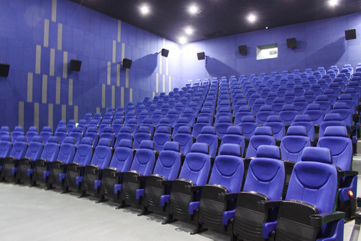 乡城模拟安全环境4D影院