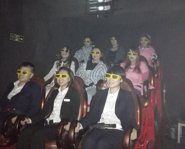 乡城模拟安全小型5D影院